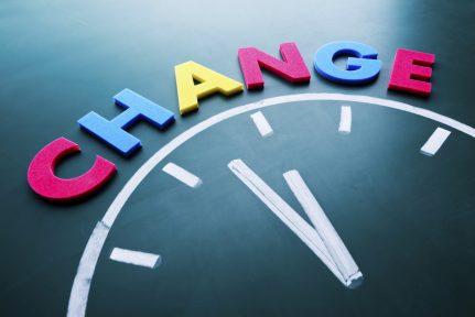 Не се страхувайте от промяната! Излезте от матрицата