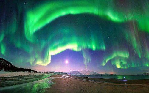 Какво предизвиква Северното сияние?