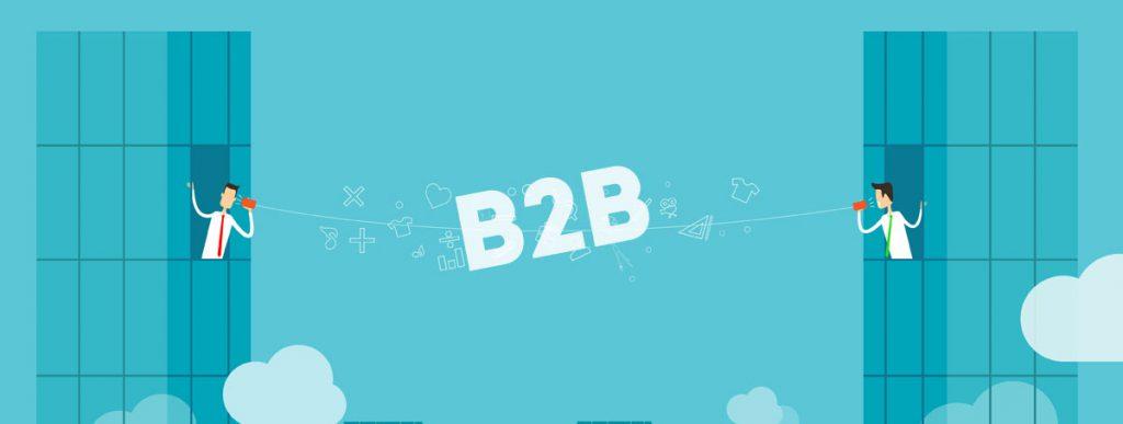 Как работят B2B интернет сайтовете