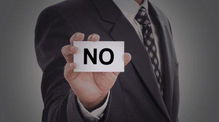 """Как да кажем """"не"""" на клиента"""