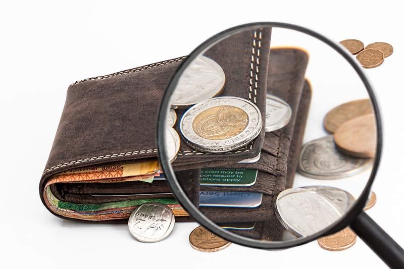 Пари в портфейл