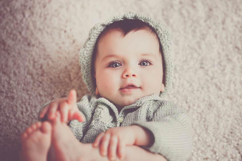 Да общуваме с бебето