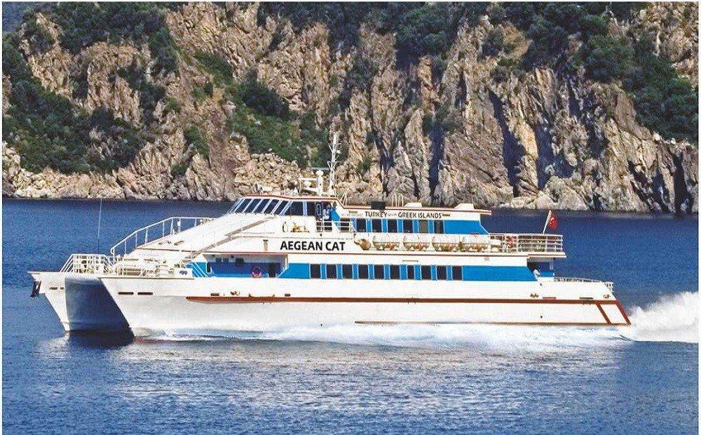Как да пътувате с фериботи в различни страни?
