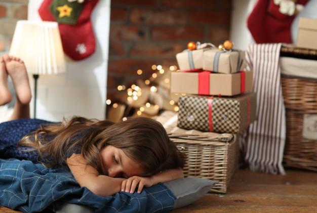 Какво да подарим на детето по Коледа?